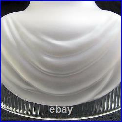 10 GLASS Coleman SHADE / oil kerosene lamp student fit RAYO B&H MILLER Aladdin