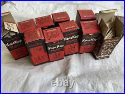 10 Vintage Aladdin Kerosene Oil Lamp Kone Kap Mantles for Models 3 11 Welsbach