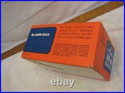 12 Aladdin Lox-On Mantle Fluid Oil Kerosene Lamp Light Display Box NOS B C 21C $