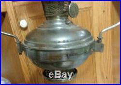 1915-16 Aladdin Model No 6 Hanging Kerosene Lamp Antique
