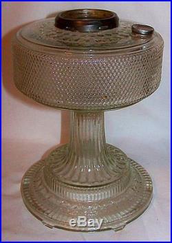 1933 COLONIAL ALADDIN KEROSENE LAMP