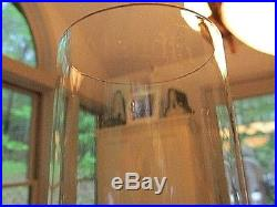 1936 Mantle Lamp Co. Aladdin GREEN Clear/Font Corinthian Kerosene B-105 COMPLETE
