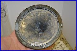 ALADDIN B-98 ROSE MOONSTONE QUEEN OIL LAMP Nu-Type B Burner, Lox Chimney 1937-39
