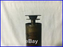 ALADDIN KEROSENE OIL LAMP MODEL NO. 1 BURNER FLAME SPREADER number 1 GENERATOR