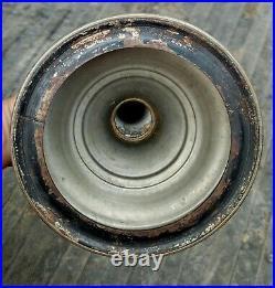 ALADDIN Kerosene Oil Table Lamp Model No. 11 Original Base Chimney Collector
