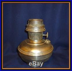 ALADDIN LAMP BASE WITH MODEL 12 BURNER
