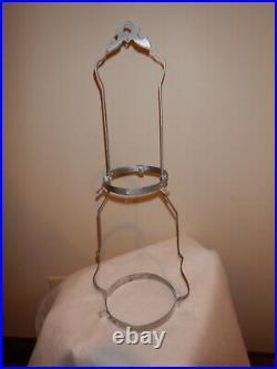 ALADDIN MODEL #9 thru 11 KEROSENE OIL HANGING LAMP Frame Only