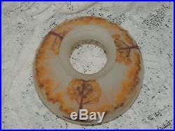 ALADDIN Model B Table Lamp SHORT LINCOLN DRAPE W GLASS SHADE-NO FLUTE