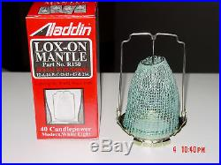 ALADDIN R-150 LOX-ON OIL LAMP MANTLE 0022