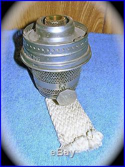 ANTIQUE ALADDIN MODEL 23 KEROSENE OIL LAMP BURNER