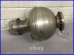 ANTIQUE VTG MODEL 6 ALADDIN KEROSENE MANTLE LAMP WithWALL BRACKET WithACCESSORIES