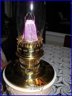 Aladdin Alacite Florentine Vase Lamp F2305 Polished Brass New Old Stock NOS NIB