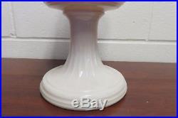 Aladdin Alacite short Lincoln drape kerosene oil lamp Nu Type Model B Burner