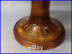 Aladdin Amber Short Beehive Lamp
