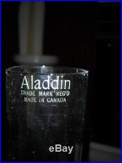 Aladdin Australian Bakelite Kerosene Lamp Ready To Use