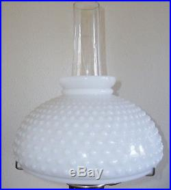 Aladdin B-101 Corinthian Model B Kerosene Oil Lamp Circa 1935