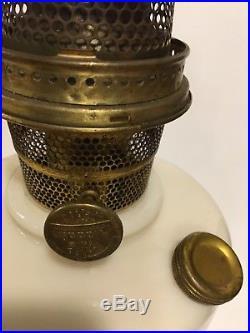Aladdin Decalcomania Simplicity Lamp