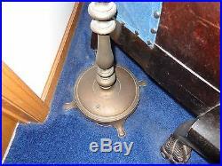 Aladdin Floor Lamp Electric Complete Antique