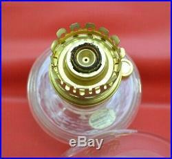 Aladdin Genie III Brass Lamp Model C6107B Heelless
