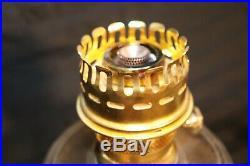Aladdin Genie III Oil Lamp Clear Base