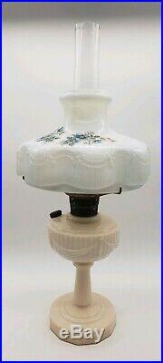 Aladdin Kerosene Alcite Lamp Lincoln Drape! No Reserve
