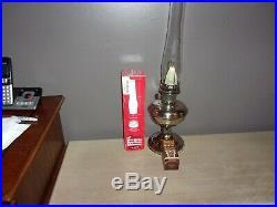 Aladdin Kerosene Lamp Model # 11 Complete Restoration 1922 / 1928