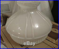 Aladdin Kerosene Mantle Lamp New Vintage Champagne Shade N672 NIB B-2312-72