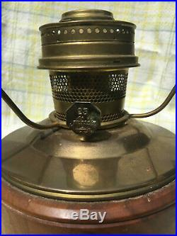 Aladdin Kerosene Mariner Lamp Not Juno Miller Rochester Or P+a Never Used