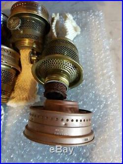 Aladdin Kerosene Model 23 Lamp Burners Lox On Complete