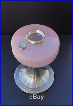 Aladdin Lamp B-98 Rose Moonstone Queen 1937-1939