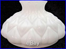 Aladdin Lamp Brand 100003876/ M200 White 10 Artichoke Shade