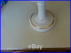 Aladdin Lamp Simplicity Alacite, Decalcomania, Table Lamp Base=b-26=excellent