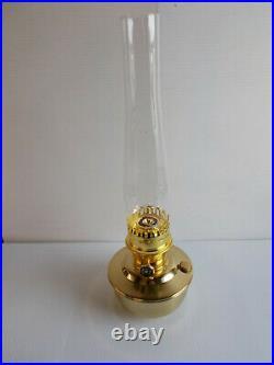 Aladdin Lamps Kerosene Brass Heritage Wall/Hanging Lamp #BW200 DISCONTINUED