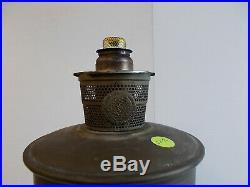 Aladdin Lamps Kerosene Model A Lox On Oxidized Bronze B137 Complete Lamp
