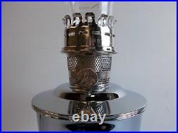 Aladdin Lamps Kerosene Stainless Steel Heritage Table Lamp #SS2301