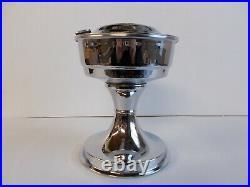 Aladdin Lamps Kerosene Stainless Steel Heritage Table Lamp with Maxbrite #SS2301