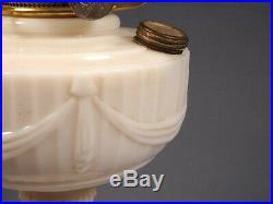 Aladdin Mantle Lamp Alacite Tall Lincoln Chimney VINTAGE Oil Kerosene