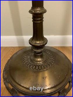 Aladdin Mantle Oil Kerosene Model B Floor Lamp All Original