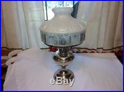 Aladdin Model # 11 Kerosene Lamp In Original Condition