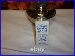 Aladdin Model#11 Kerosene Lamp Mint Condition