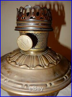 Aladdin Model #8 Kerosene Oil Lamp