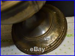 Aladdin Model 8 Table Lamp 401 Shade #8 Burner & #11 Generator 1919 Art Nouveau