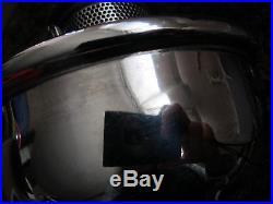 Aladdin Model B-133 SILVER Color ORIENTALE Kerosene Oil Lamp & Burner Great