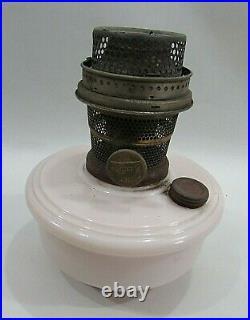 Aladdin Model B Alacite Font Kerosene Oil Lamp for Wall Bracket Holder FREE S/H