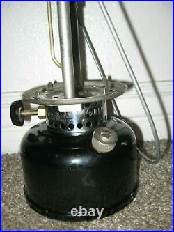 Aladdin Model PL 1 Pressure Lantern Lamp Gas/Kerosene Hard to Find! NO GLOBE