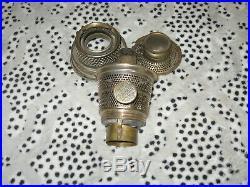 Aladdin Queen Lamp B98 Rose Moonstone With B Burner 1937-1939