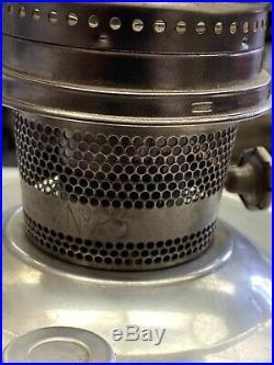 Aladdin Railroad Caboose Model 23 Kerosene Oil Lamp With Bracket NOS With Tags