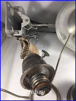 Aladdin Railroad Train Caboose Model 21c Kerosene Oil Lamp