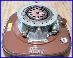 Aladdin TR6000 Kerosene Oil Paraffin Space Heater Stove Lamp Vintage Japan