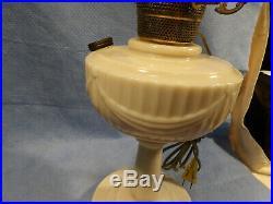 Aladdin Tall Alacite Lincoln Drape Lamp